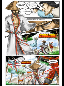 The Ryukage - Issue 1, Page 3