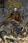 The Ryukage - Comic Issue 2 Cover