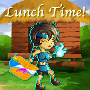 Shannon Chibi - Lunch Time