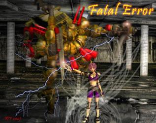 Nikki Fatal Error
