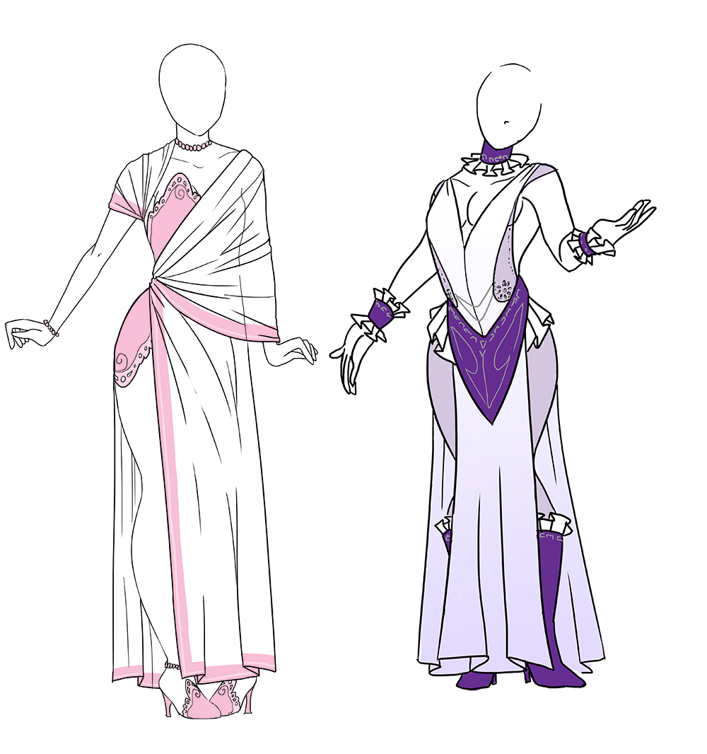 Designs for Sale 2/2 Open by FoxOfTwilight