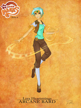 My Little Mages: Lyra