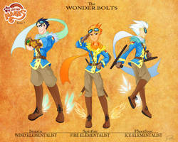 My Little Mages: The Wonderbolts