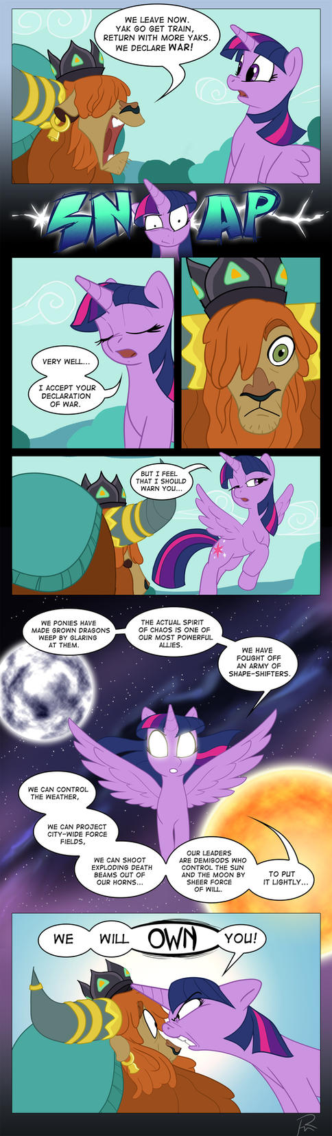 Anon Mlp Comic requisite pony thread (no creepers) images | page 62