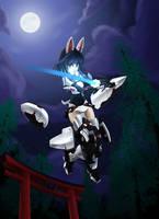 Megami Device- Kaede Agatsuma