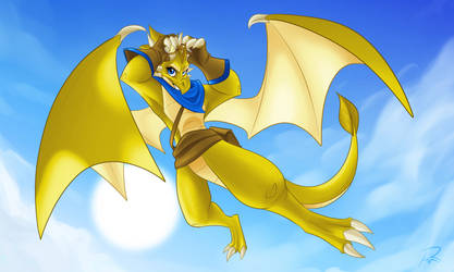 Request- Kayda the Dragon