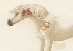 Bloody Shoulder by Dartzu