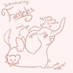 [Concept] Fantele by aquilala