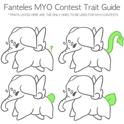 Fanteles MYO Contest Trait Guide by aquilala