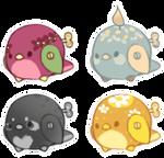 [Open] Cheep Utori Adopts