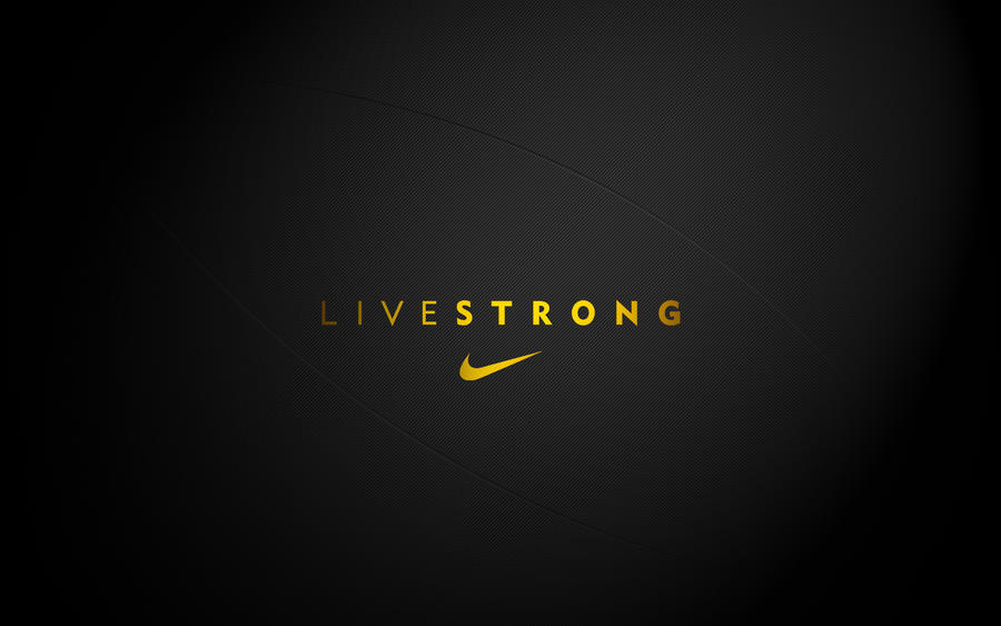 livestrong black wall_e by wall-e-ps
