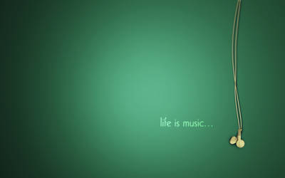 music is life wall_e by wall-e-ps