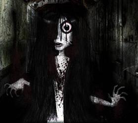 The Grudge by Little-Horrorz