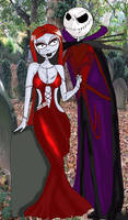 jack and sally vampires