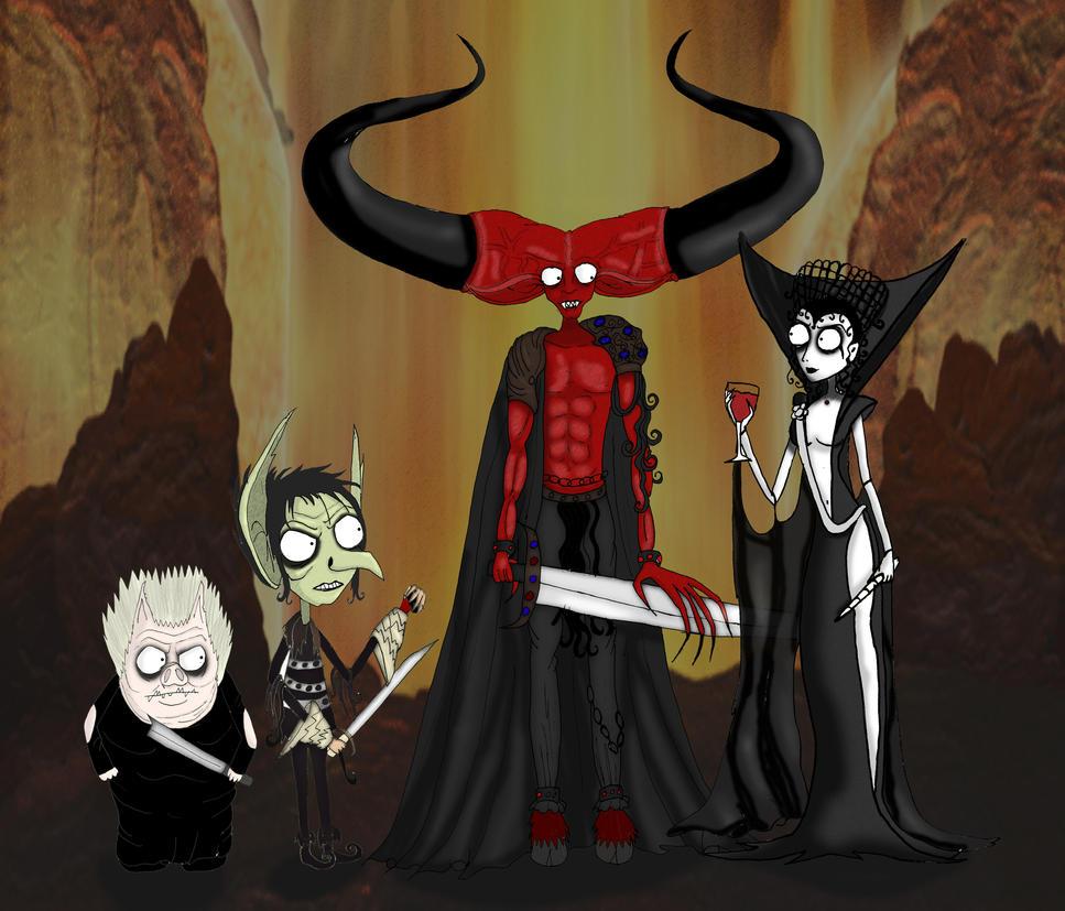 Legend Dark Lily Costume 89701 Movieweb