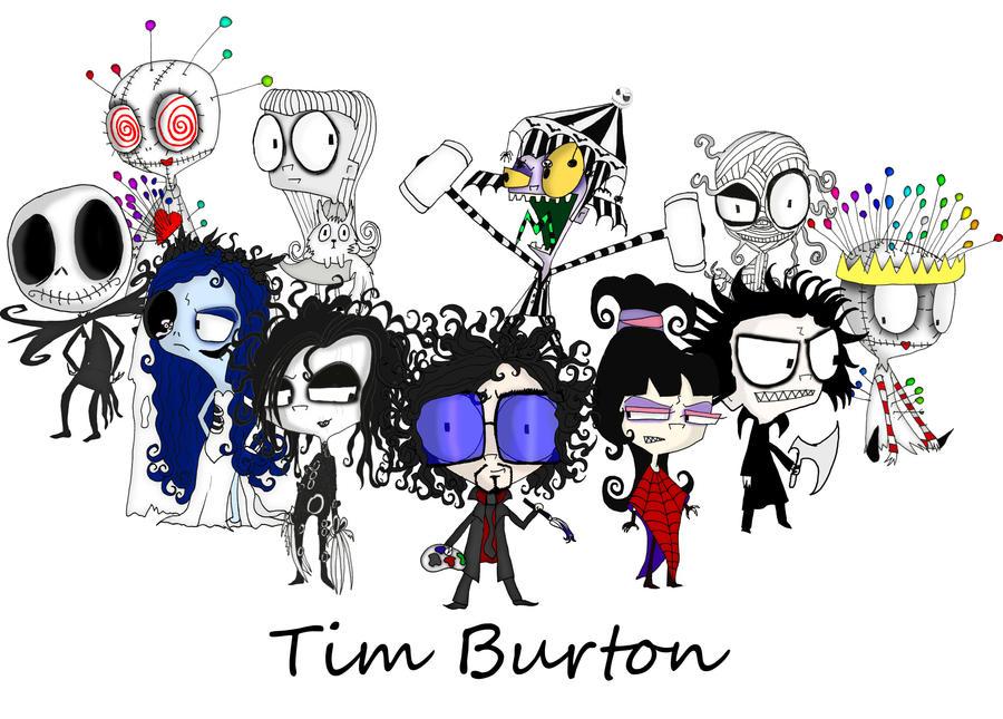 The world of Burton by ScorpionsKissx
