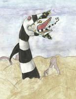 Sandworm by Little-Horrorz