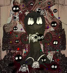Soot Girl meets the soot sprites