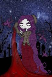 Little Horror-scopes Aquarius by Mistress-Horror
