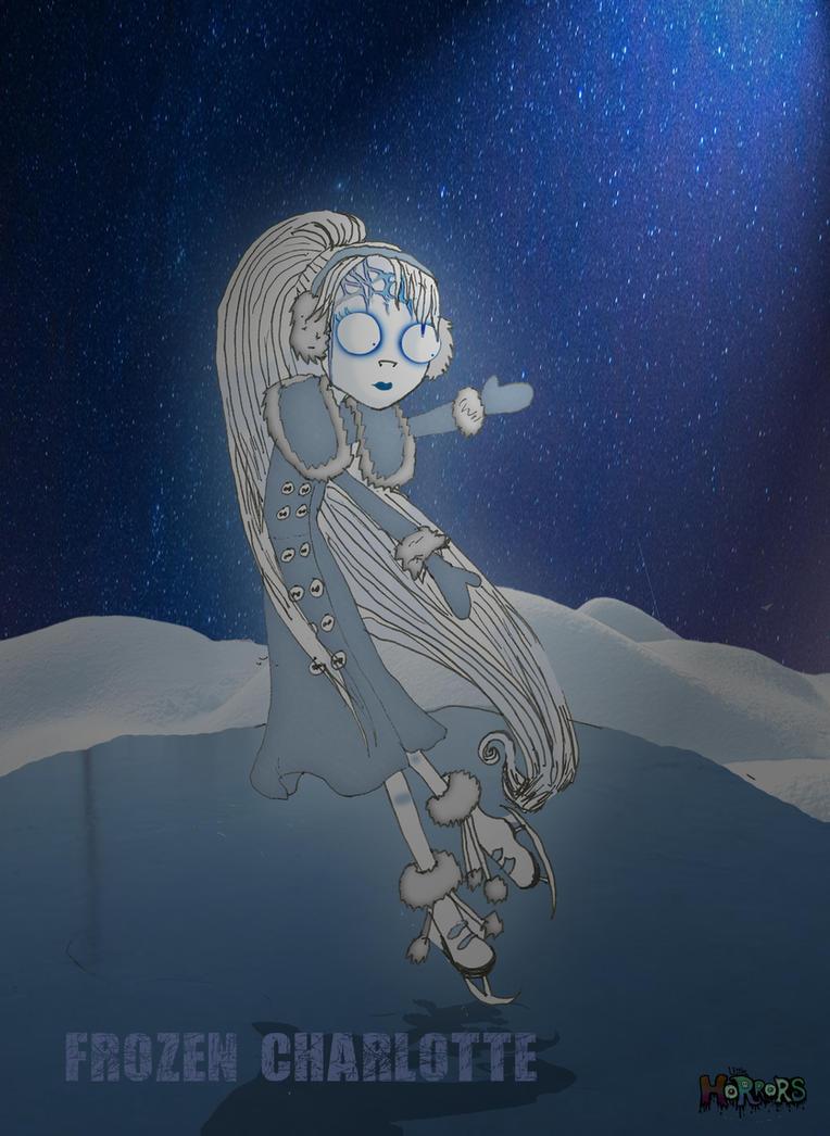 Frozen Charlotte Living Dead Dolls by Lttle-Horrors