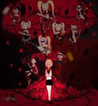 Harley Quinn explosion