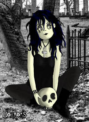 The Sandman - Death by Little-Horrorz