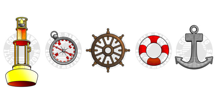 Nautical Themed Images