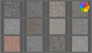 asphalt textures tiled