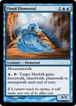 MTG Flood Elemental