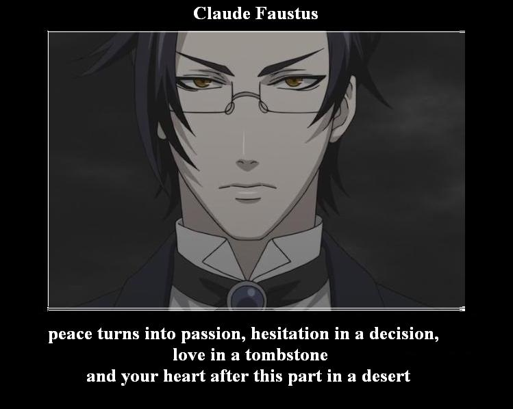Claude Faustus by Izuamezu on DeviantArt