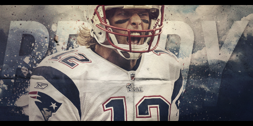 Tom Brady by KayGeeDee
