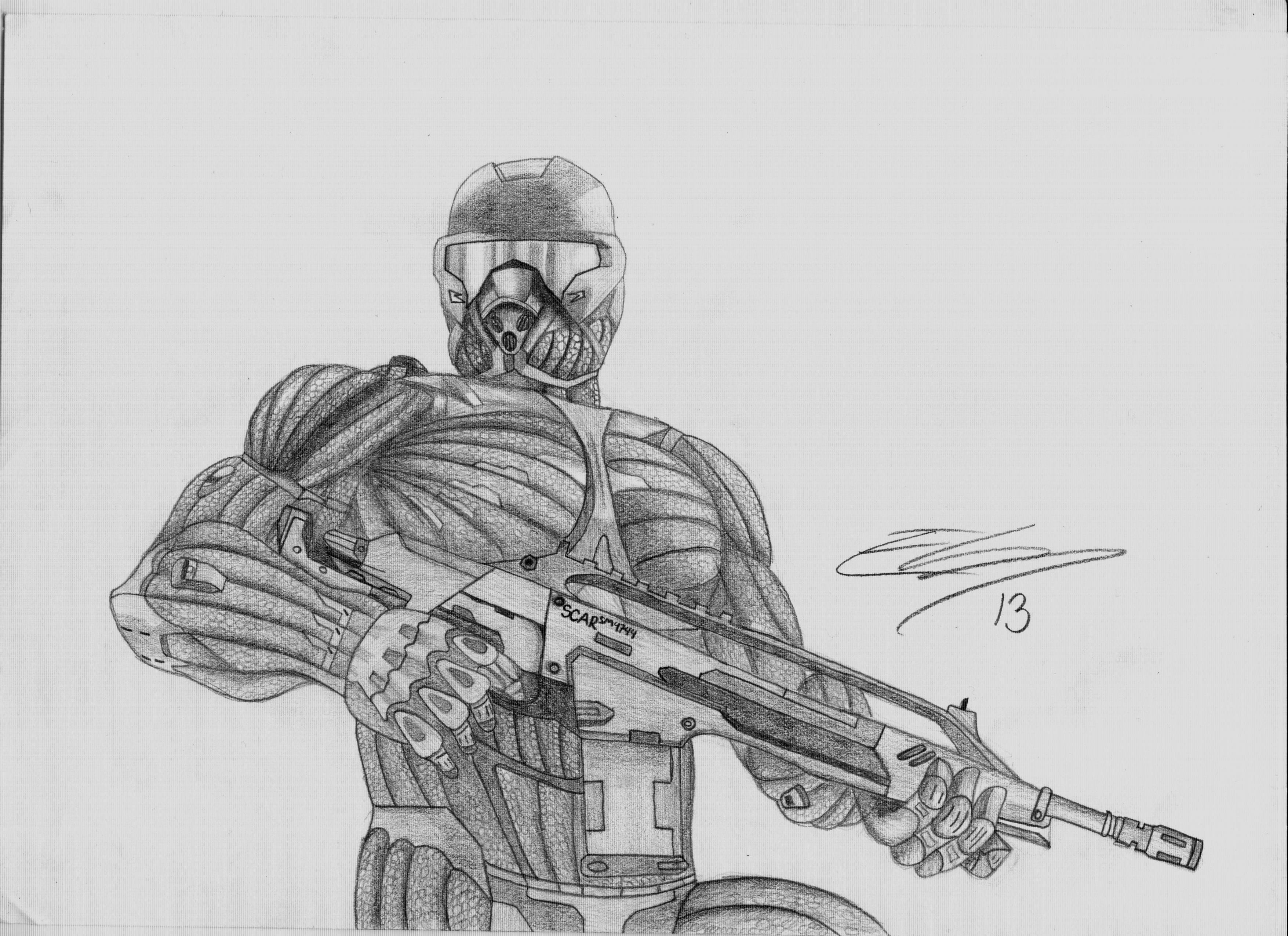Crysis 3 Prophet By FinalEpisodee On DeviantArt