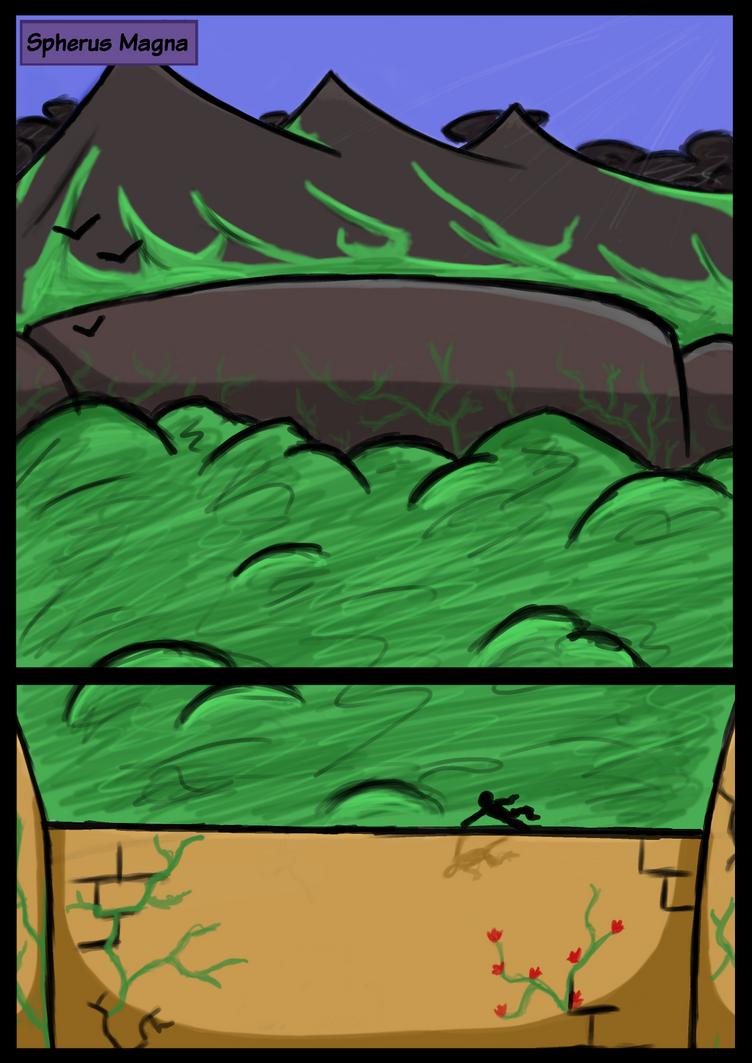 GoGN: Page 1 by Zahaki
