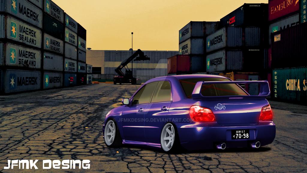 Subaru impreza virtual tuning by jfmkdesing on deviantart subaru impreza virtual tuning by jfmkdesing altavistaventures Gallery