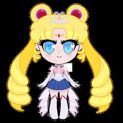 Chibi Princess Sailor Moon