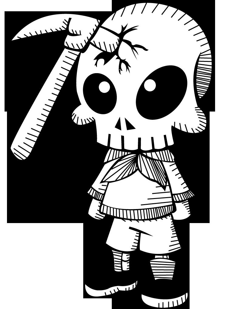 Hammer Skull Kid by cxasuka on DeviantArt