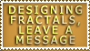 Message Stamp by bandit4edu