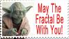 Yoda Stamp by bandit4edu