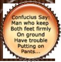 Confucius Stamp