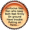 Confucius Stamp by bandit4edu