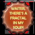 Waiter Bottlecap by bandit4edu
