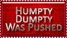 Humpty Dumpty Stamp by bandit4edu