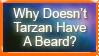 Tarzan Stamp