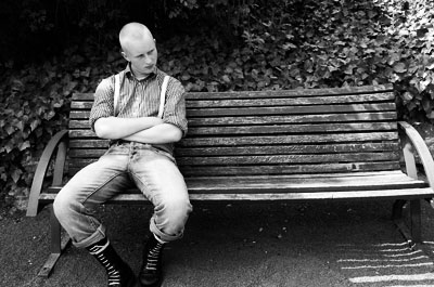 Skinhead by ReneeMaus