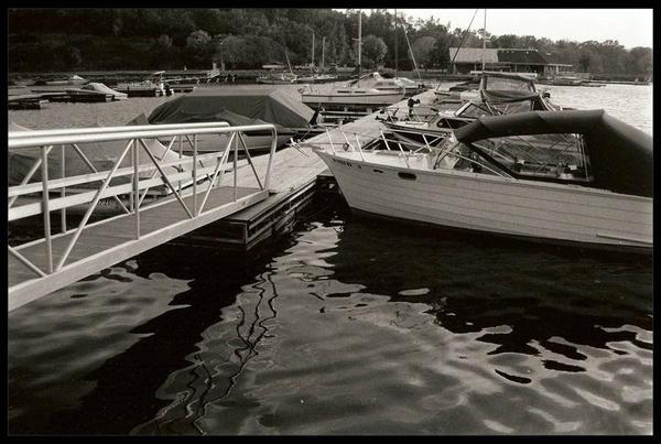 Boat Dock by Elva-Luthien