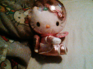 Hello Kitty Astronaut