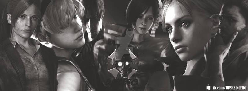 Resident Evil by alanbri7o