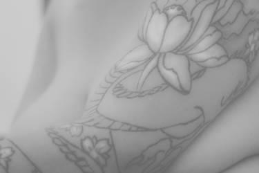 Dragon Flower by Nacherry