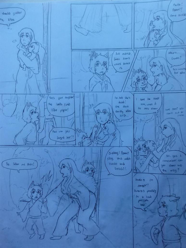 Shikon Youkai Jewel Page 5 by AbominalSnowDemon