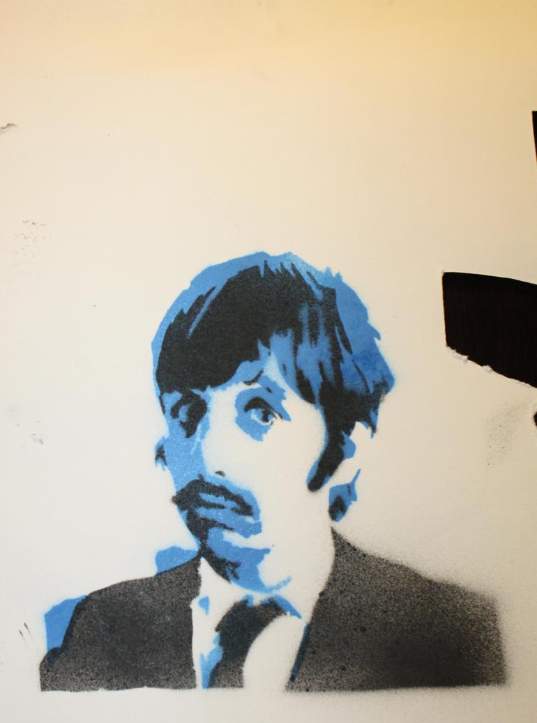 Ringo Starr by gnik-nus